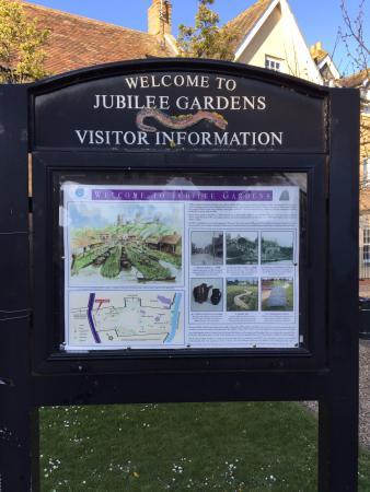 Jubilee Gardens Ely