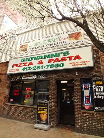 Giovanni's Pizza and Pasta