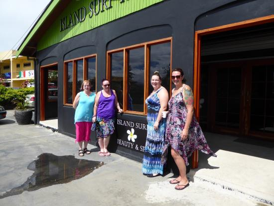 Island Surf Beauty & Spa