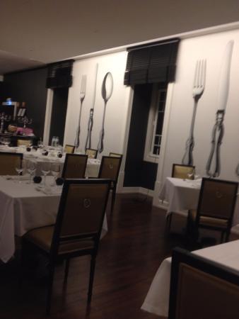 Monte Real, Portugal: Sala de jantar
