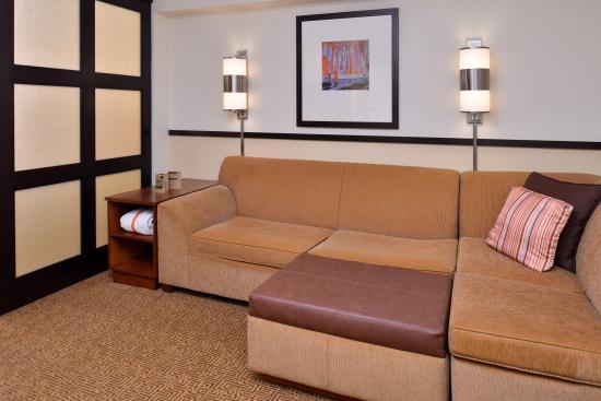 Herndon, VA: Guest Room / Living Area