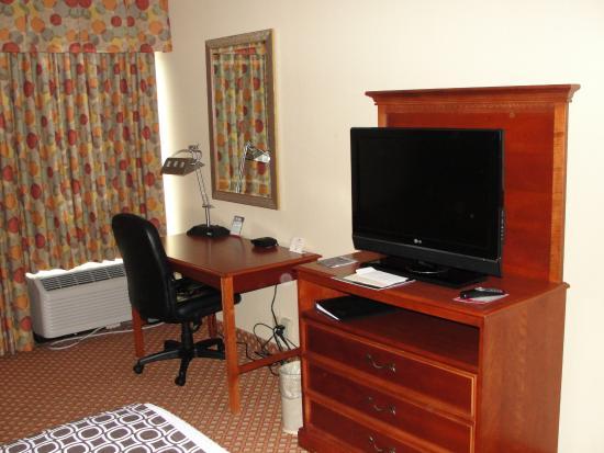 Crowne Plaza Hotel Cincinnati Blue Ash: Work area
