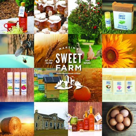 Martin's Sweet Farm