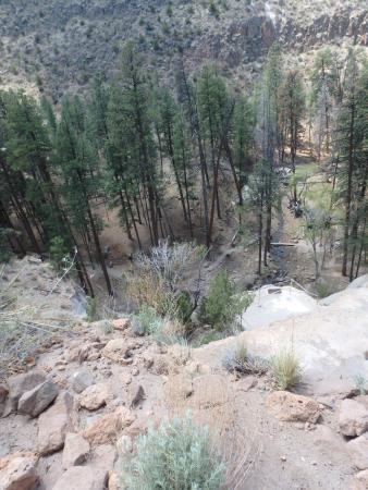 Los Álamos, Nuevo Mexico: Bandelier National Monument.