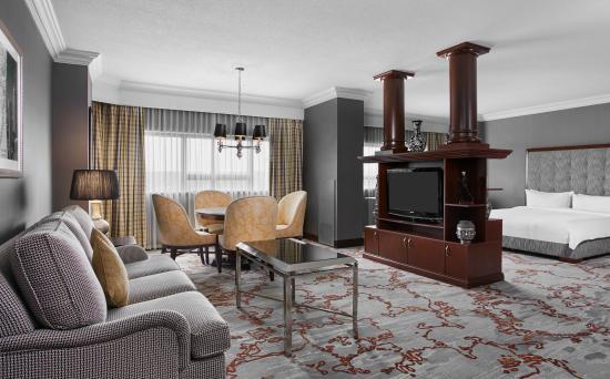 Teaneck, Nueva Jersey: Hospitality Suite Living Area