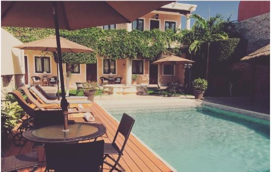 Hotel Casa Lucia: Area Comun