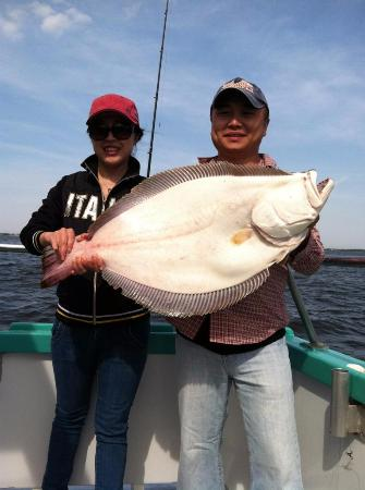 Atlantic Highlands, NJ: 12 Pound Fluke
