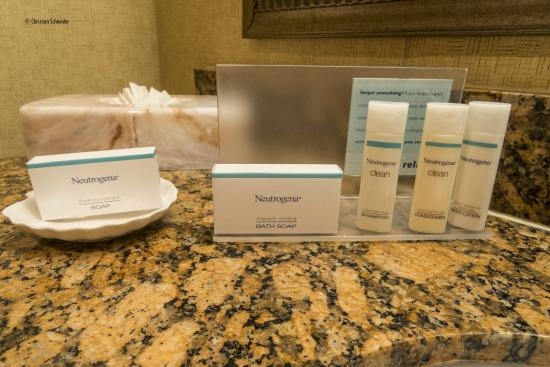 Hampton Inn & Suites of Ft. Pierce: Amenities padrão Hampton