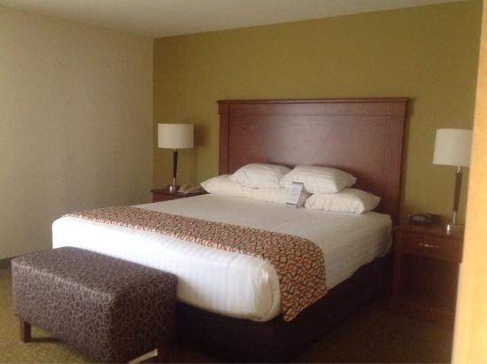 Drury Inn & Suites Atlanta Northwest: King suite