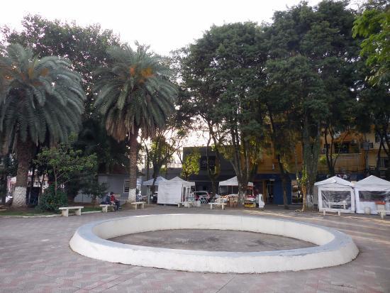 Praça Saturnino de Brito