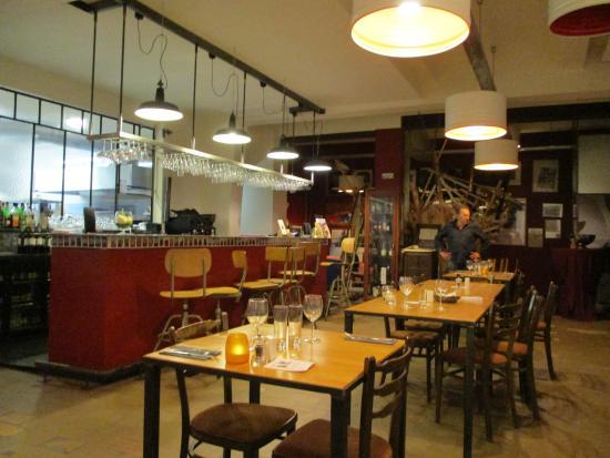 Vue d 39 ensemble du restaurant photo de como en casa - Catering como en casa ...