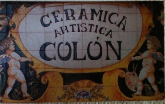 Ceramica Artística Colón