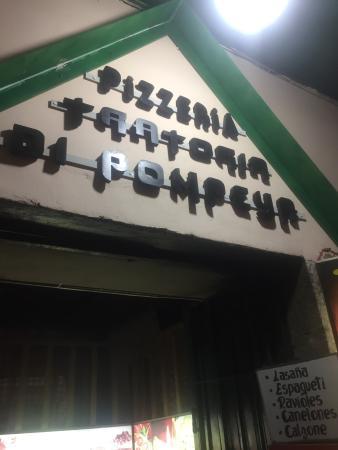 Pizzeria Tratoria Di Pompeya