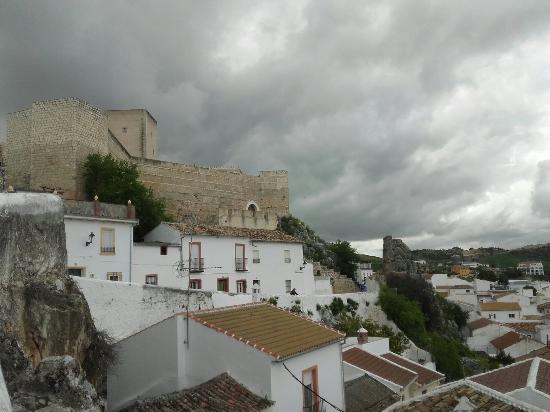 Castillo de Canete La Real - Castillo de Hins-Canit