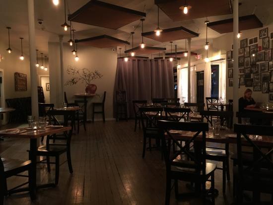 Amenia, estado de Nueva York: Dining Room