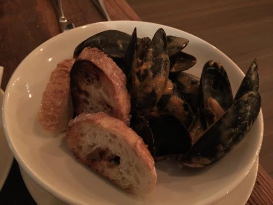 Amenia, estado de Nueva York: Thai Curry Mussels