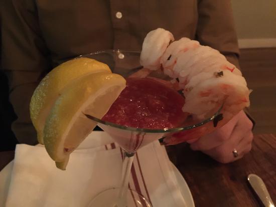 Amenia, estado de Nueva York: Shrimp Cocktail