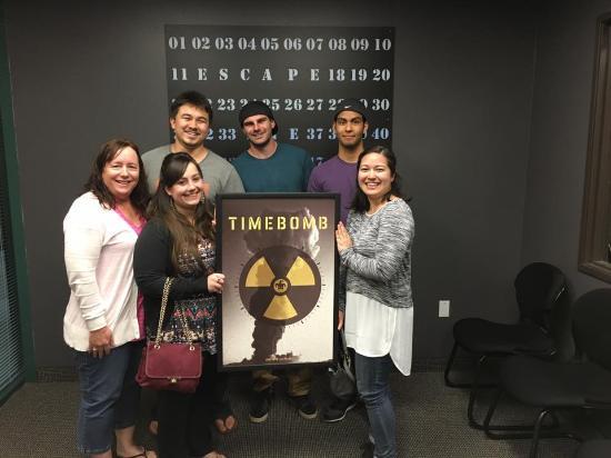 Mission Viejo, Californien: Escape The Place - Escape Rooms - Orange County