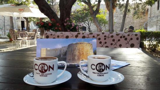 Girne Kale Cafe