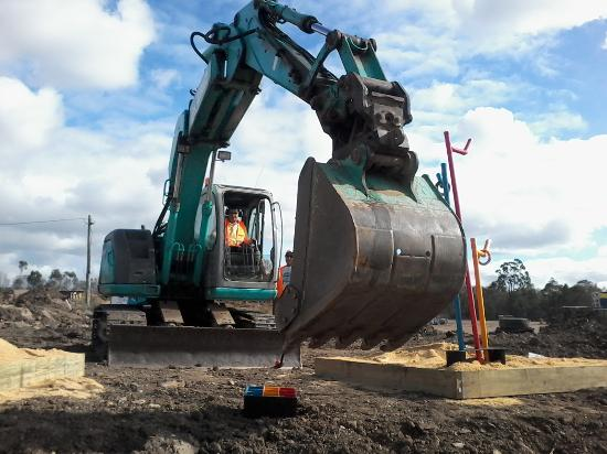 Yatala, Australia: Excavator Major Dirtbox Experience 3