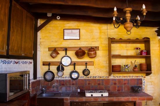 Hostal La Bombilla : Cocina