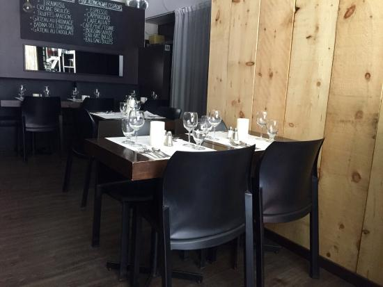 Restaurant Mozza Pates et Passions : Restaurant MOZZA pâtes et passions 1326 Ste-Catherine Est, Montreal BYOW / AVV