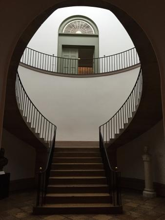 Frankfort, KY: Amazing Stairwell (I wont tell the secret of the construction)