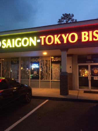 Japanese Restaurant Fleming Island