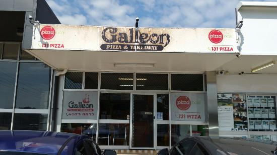 Galleon Pizza & Takeaway