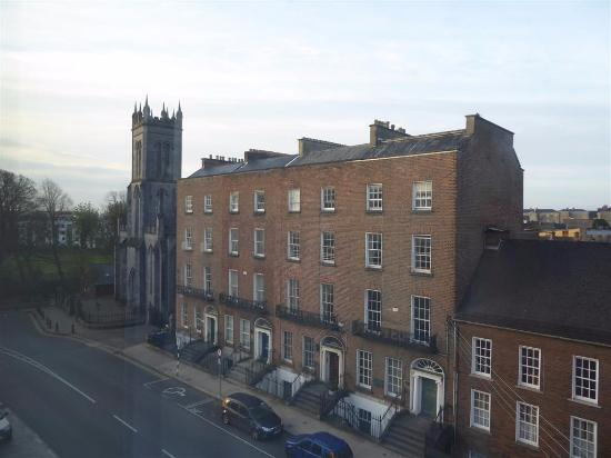 No. 1 Pery Square Hotel & Spa: View from the Moore Room