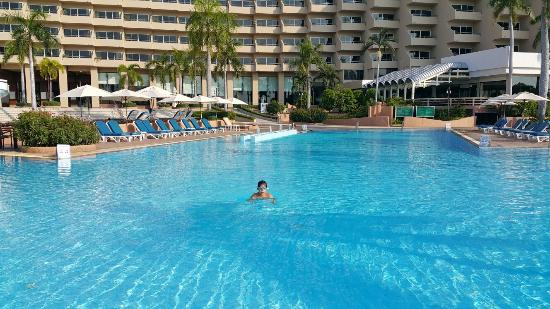 Royal Cliff Beach Hotel Pattaya