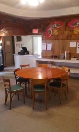 Liberty, estado de Nueva York: Back dining