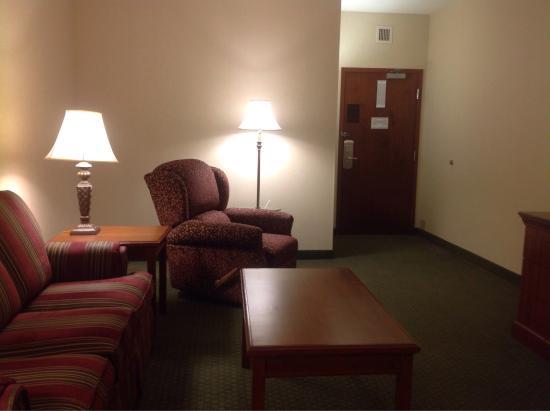 O'Fallon, Илинойс: King suite