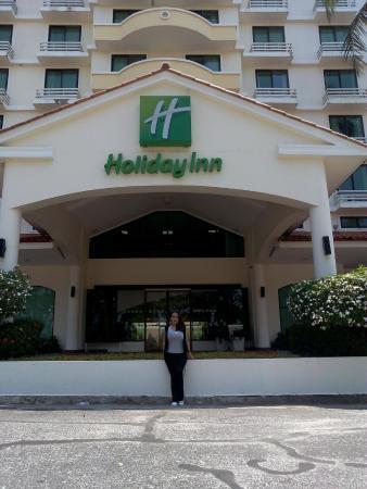 Holiday Inn Panama Canal: El Día que llegamos al Hotel