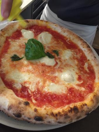 Ristorante Miramare : Pizza bufala