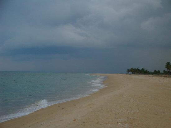 Eastern Province, Sri Lanka: Beach area
