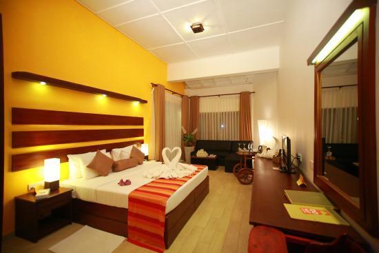 Sweet Room Picture of Avenra Beach Hotel Hikkaduwa TripAdvisor