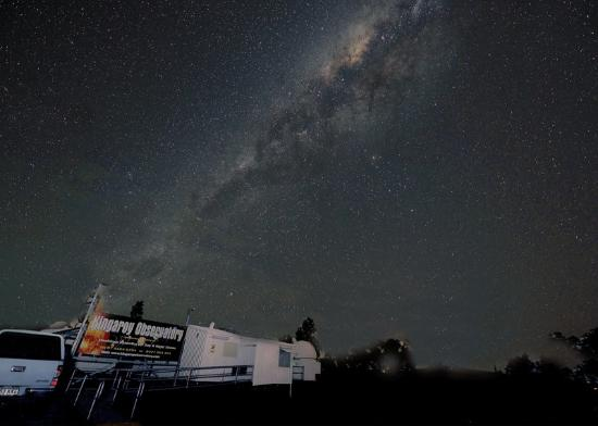 Kingaroy, Αυστραλία: Our night skies are superb! Trillions of stars - more than grains of sand on a beach....