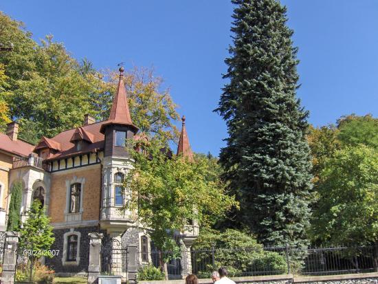 Romantic Chateau