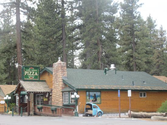 Lake Tahoe Pizza Co South Lake Tahoe Ca Picture Of Lake Tahoe