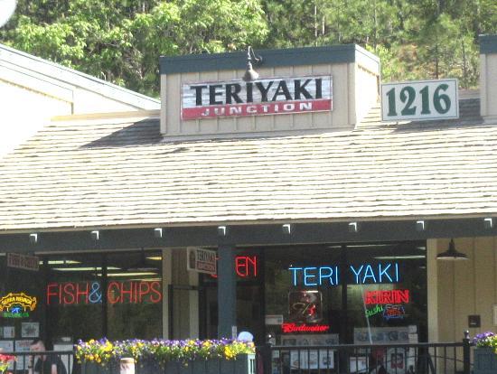 Teriyaki Junction, Placerville, Ca