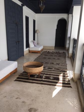 Riad Dar-K: Nous avons passé un séjour de rêve dans ce fabuleux Riad. Tout est soigné, la décoration est cho
