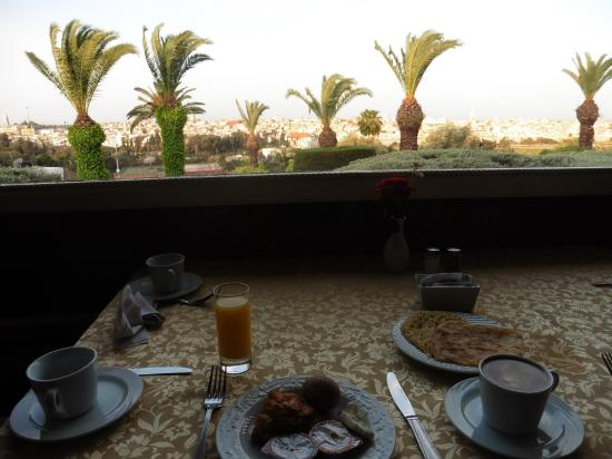 Transatlantique: Mein Frühstücksblick