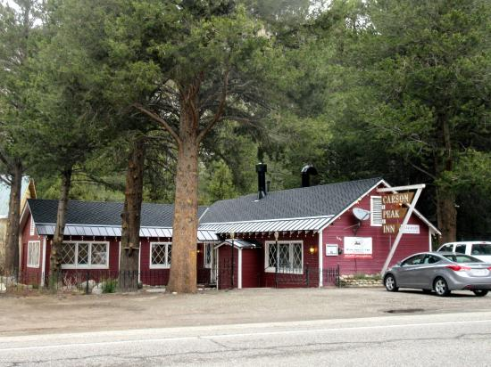 Carson Peak Inn June Lake Ca