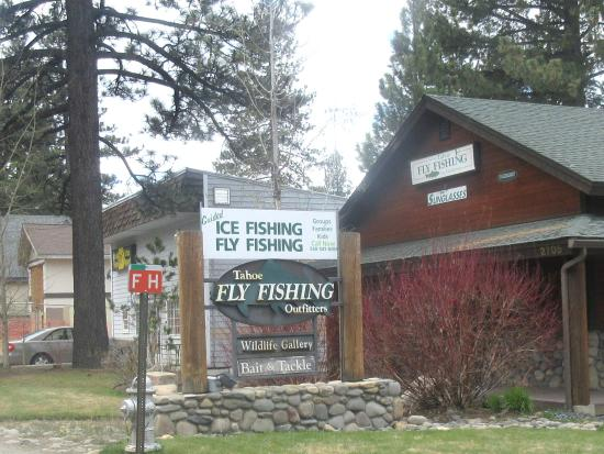 ‪Tahoe Fly Fishing Outfitters‬