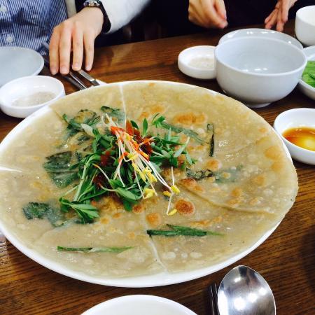 Seonbukdong Nurungji Baeksuk