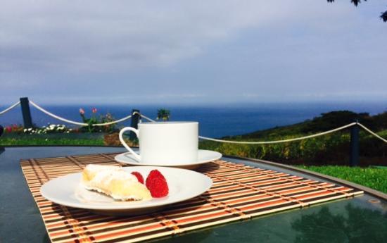 Kealakekua, Hawaje: Breakfast starts at 8:00am