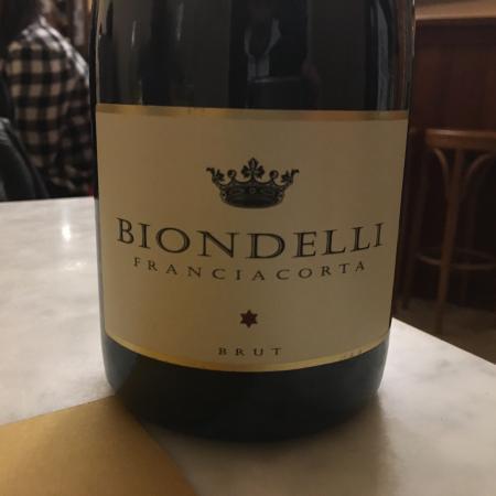 Cagli, Italia: Franciacorta Biondelli