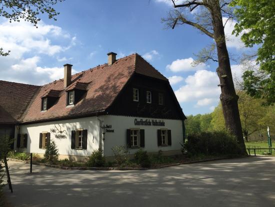 photo3.jpg - Bild von Churfürstliche Waldschänke Moritzburg ...