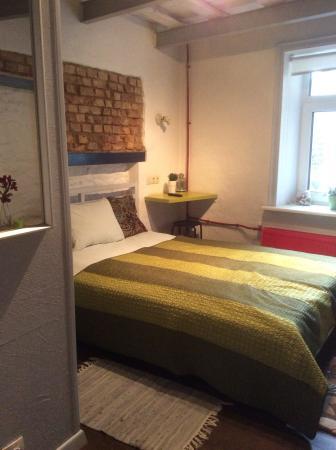 Lvovo Apartments: Очень удобная кровать